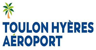 Toulon Airport logo