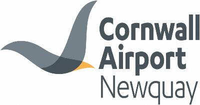 Cornwall Newquay Airport Logo