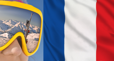 French Airport Traffic up at ski resort airports