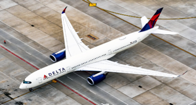 Delta Airlines at Atlanta