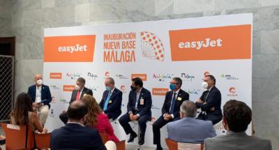Malaga Airport Press Conference