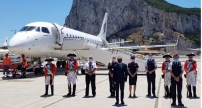 Eastern Airways, Gibraltar