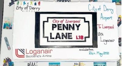 Loganair PENNYLANE