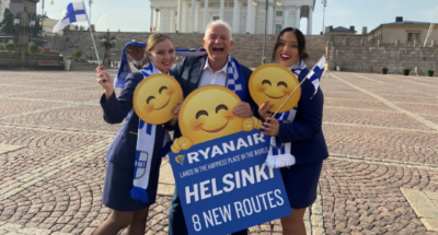 HEL new routes W21