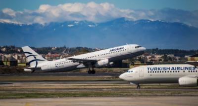 Aegean & Turkish Airlines