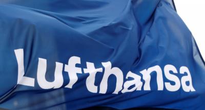 Lufthansa Flag