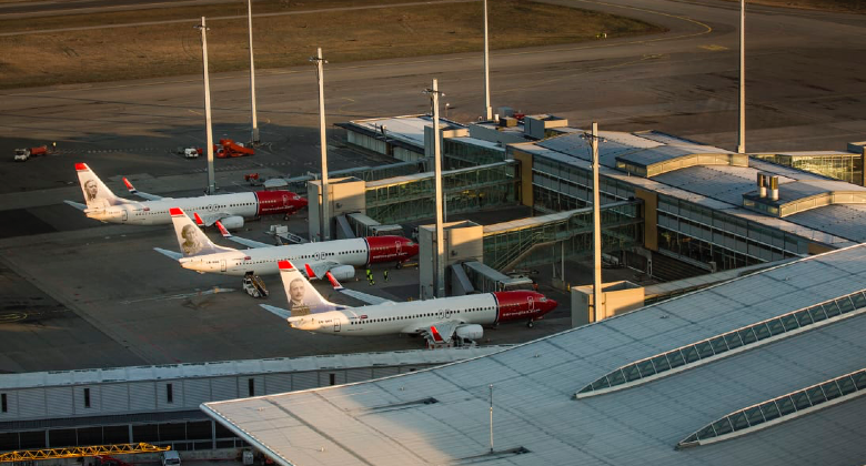 Norwegian Airlines Oslo