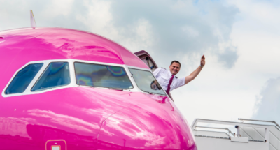 Wizz Air on Air Service One
