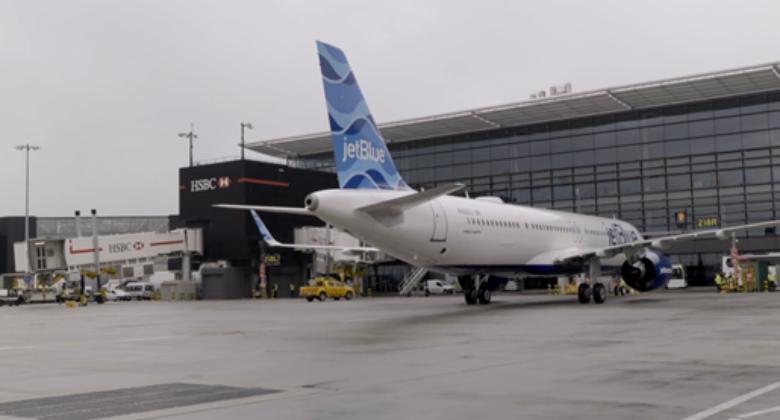 JFK - LHR A321