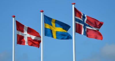 Scandic Flags